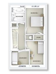 Ground Floor 3 Bedroom Plans 3 Storey House Design Uk House Interior