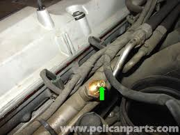 mercedes benz w210 fuel injector replacement 1996 03 e320 e420