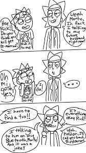super rick fan morty short comic life with super rick fan morty rick and morty amino