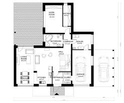 Modern Design House Plans by Modern Style House Plan 3 Beds 2 00 Baths 2169 Sq Ft Plan 906 3