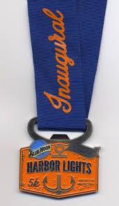 harbor lights half marathon 40 best cool race medals images on pinterest half marathons