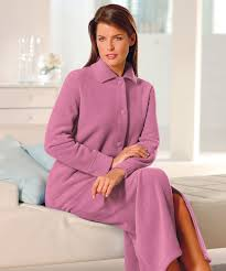 robe de chambre polaire femme mon avis