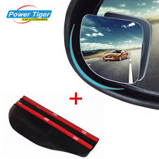 Blind Spot Mirrors For Motorcycles Aliexpress Com Buy Hd Real Glass Car Motorcycle Blind Spot