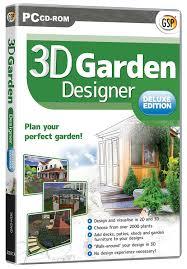 3d garden designer deluxe amazon co uk software