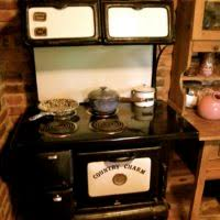 Stoves For Small Kitchens - kitchen decorating ideas using stainless steel country kitchen