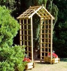 smart design garden archway designs 12 ideas for arch trellis