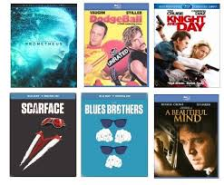 best buy 86 blu ray movies 4 99 or less freebies for a cause