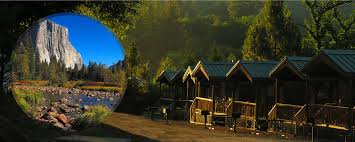 Cottages For Rent Near Me Yosemite National Park Campground Rental Cabins Rv Sites