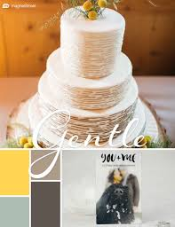 top 2018 wedding color trends spring summer fall winter