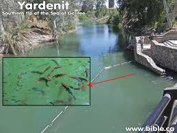 Jordan River Map Jordan River Source Headwater Tel Dan Paneas Caesarea Philipi