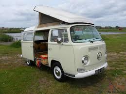 green volkswagen van 1968 volkswagen westy camper van