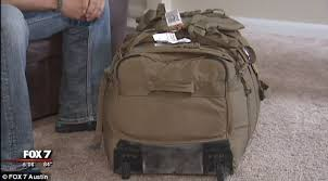 does united charge for luggage soldier claims united charged him 200 for military duffel daily