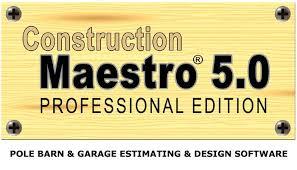 Home Design Software Estimating Construction Maestro Post Frame Estimating Software Home Facebook