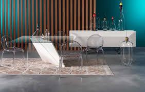 Table Salle A Manger Roche Bobois by Table à Manger Contemporaine En Plexiglas En Verre Les