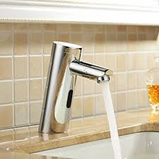 Brass Sink Faucet Brass Bathroom Sink Faucet With Automatic Sensor Cold