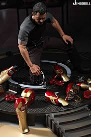 toys iron man 3 tony stark mark xlii autonomous prehensile