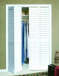 White Shutter Closet Doors Closet Louvered Sliding Closet Doors Easy And Louvered