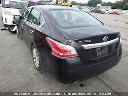 Nissan Altima Black Interior Used 2015 Nissan Altima Interior Door Panels U0026 Parts For Sale