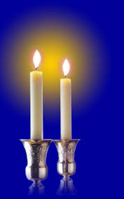 shabbas candles shabbat services