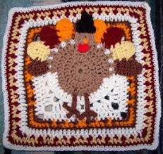 fall in 39 thanksgiving crochet afghan patterns