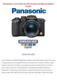 download free pdf for panasonic lumix dmc fz5 digital camera manual