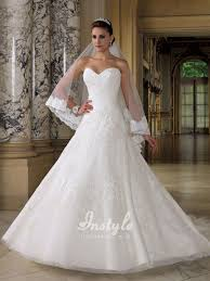 wedding dress in uk sweetheart strapless wedding dress with beaded lace appliqués ipunya