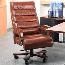 Quality Chairs Executive Office Chairs High Quality Ergonomic Leather Wooden