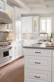 Thomasville Kitchen Cabinets Prices Timberlake Cabinetry Maple Auburn Glaze And Painted Maple Linen
