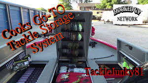 tackle organization u0026 storage cooks go to tackle system