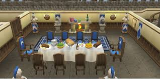 image 2011 christmas lumbridge dining room png runescape wiki