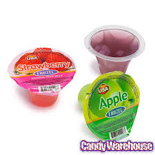 candy cups wholesale fruzel assorted fruit jelly candy cups 36 jar