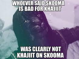 Khajiit Meme - khajiit has wares ign boards