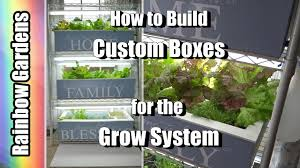 diy how to build custom boxes the indoor grow system the