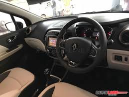 renault captur 2018 interior renault captur to rival maruti yba tata nexon in india in 2018