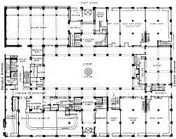 Small Hotel Designs Floor Plans Hotel Floor Plan The Davenport Hotel Vintage Floor Plan Ground