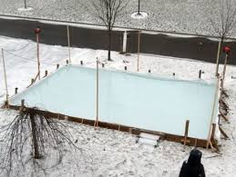 Backyard Ice Rink Kits by Backyard Ice Rinks Best Ice Rink Contractor In Elkhart In