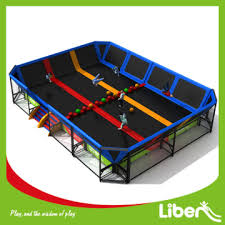 kids indoor trampoline bed china manufacturer