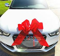 car ribbon 23 car bow ribbon great for large gifts health