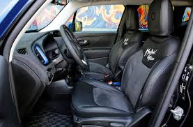 jeep renegade interior colors jeep renegade vinyl edition interior the news wheel