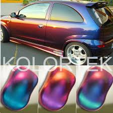 source color changing chameleon pigment pearl pigment for spray