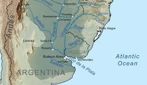 parana river map gard alert groundings in the parana river after loading gard