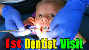lexus amanda no makeup michael u0027s first dentist visit youtube