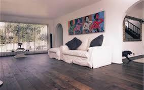 rustic oak smoked wood flooring photos