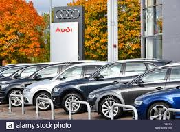 audi dealership exterior outside audi stock photos u0026 outside audi stock images alamy