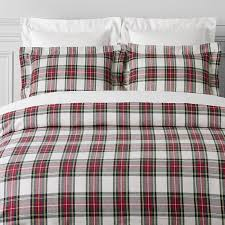 holiday bedding shop williams sonoma