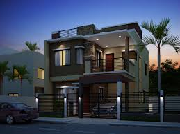 4 floor house design 3 floor contemporary narrow home design