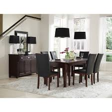 Dining Room Furniture Montreal A America Montreal Solid Wood Rectangular Extension Dining Table