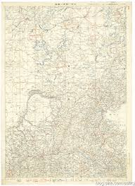 Map Of North Africa And Southwest Asia by Asia Maps Digital Collections Center For The Study Of Asia