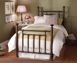 wrought iron twin bed with trundle u2014 modern storage twin bed design