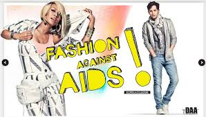h m si e social h m lancia la cagna social i wear i care contro l aids